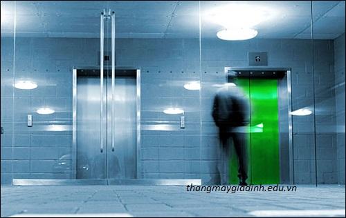 Cầu thang máy với công nghệ năng lượng xanh