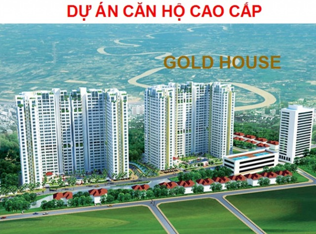 Chung cư Hoàng Anh Gold House 1