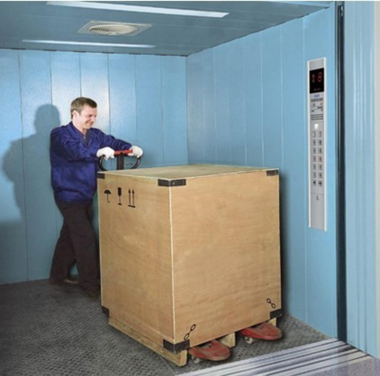 Cùng tìm hiểu về công dụng của thang máy tải hàng