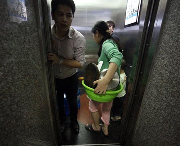 Dùng thang máy sai mục đích, nguyên tắc
