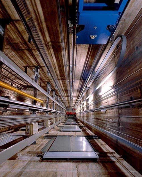 Những vấn đề liên quan tới tốc độ thang máy cần biết