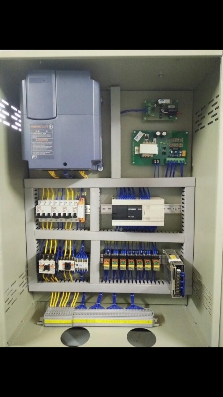 Phân biệt các loại tủ điều khiển cơ bản cho thang máy