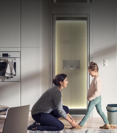 Chất lượng thang máy gia đình, những yếu tố quyết định