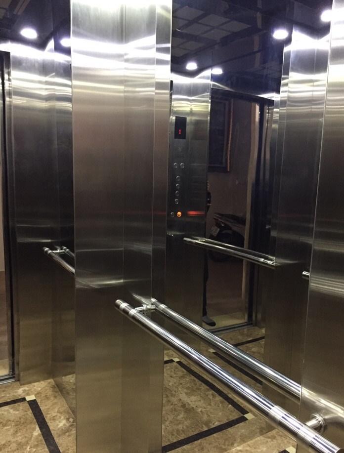 Kinh nghiệm khi lắp thang máy loại nhỏ
