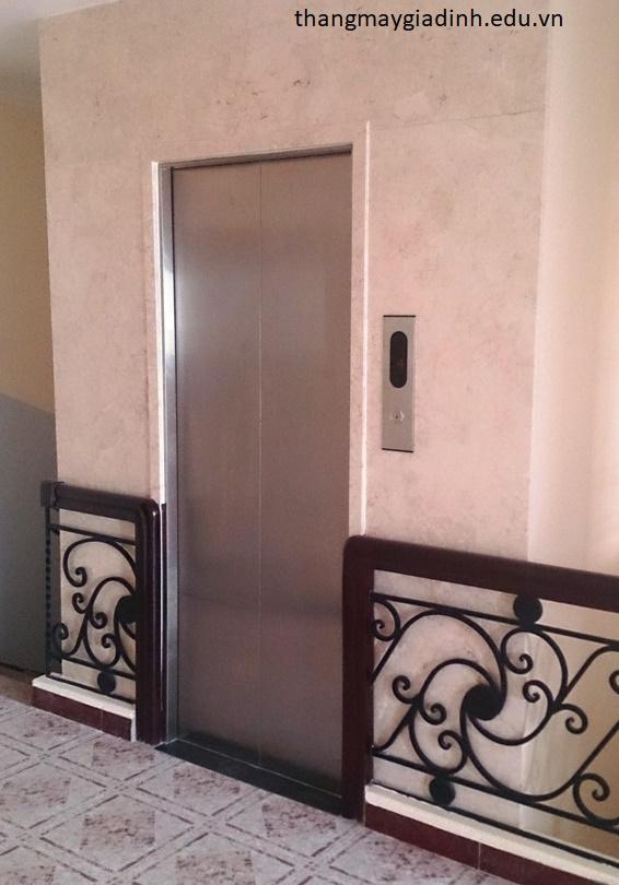 Kinh nghiệm lắp đặt thang máy gia đình