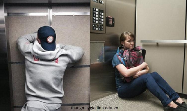 Kỹ năng thoát hiểm khi bị kẹt thang máy
