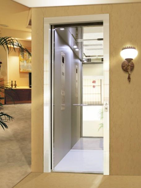Lắp đặt thang máy mini tiết kiệm diện tích