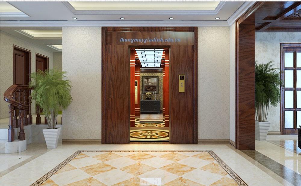 Lưu ý khi lắp đặt thang máy biệt thự