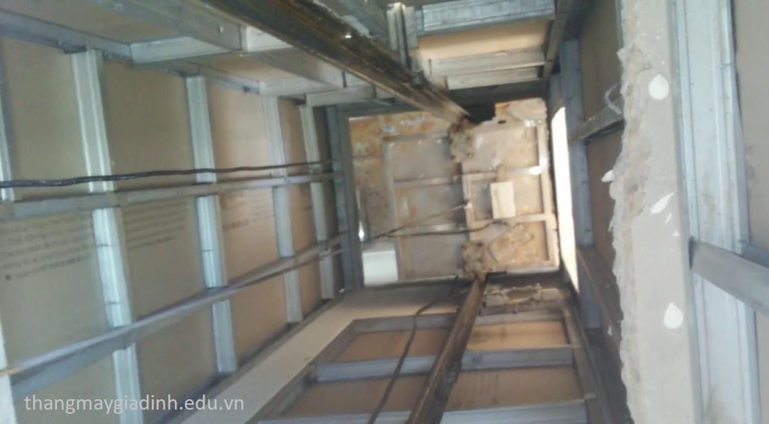 Những giải pháp xây hố thang máy gia đình