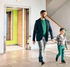 Những lợi ích khi sử dụng thang máy cho gia đình