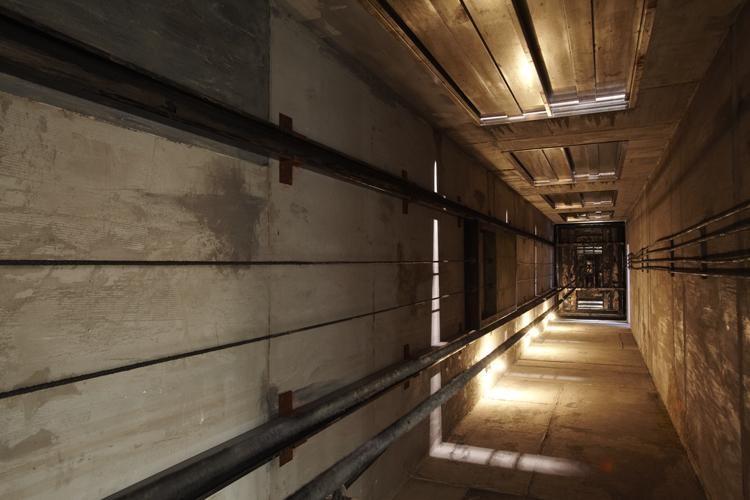 Rail dẫn hướng thang máy gia đình