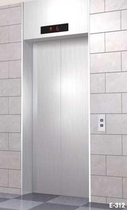 Tìm hiểu về cửa tầng của thang máy