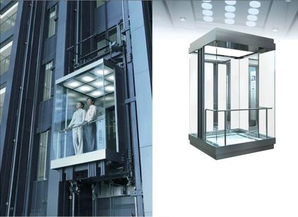 Lựa chọn thang máy phù hợp cho từng công trình