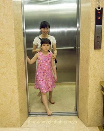 Những yếu tố làm nên thang máy gia đình an toàn