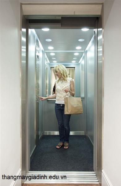Tư vấn hữu ích để lựa chọn thang máy gia đình