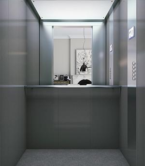 Thang máy gia đình dùng điện 1 pha ( giá 275.000.000VNĐ)